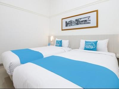 Airy Blimbing Ciujung 7 Malang - Deluxe Twin Room Only Special Promo Feb 5