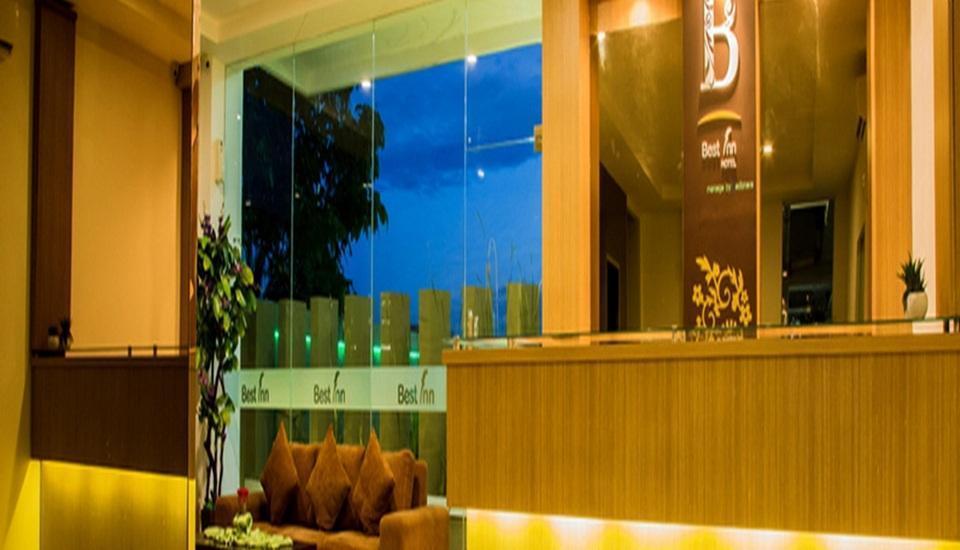 Best Inn Hotel Balikpapan - Resepsionis