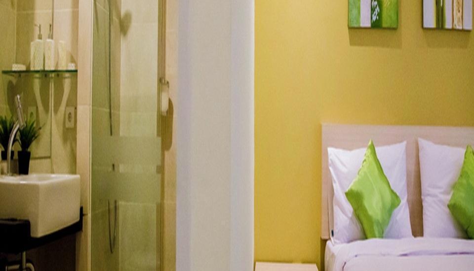 Best Inn Hotel Balikpapan - Kamar tamu