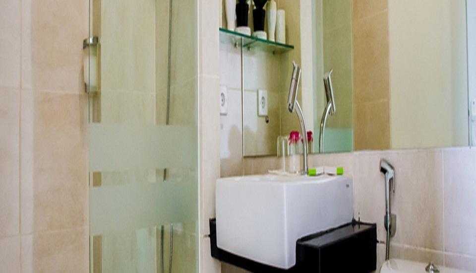 Best Inn Hotel Balikpapan - Kamar mandi