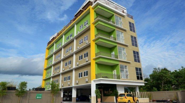 Best Inn Hotel Balikpapan - Exterior