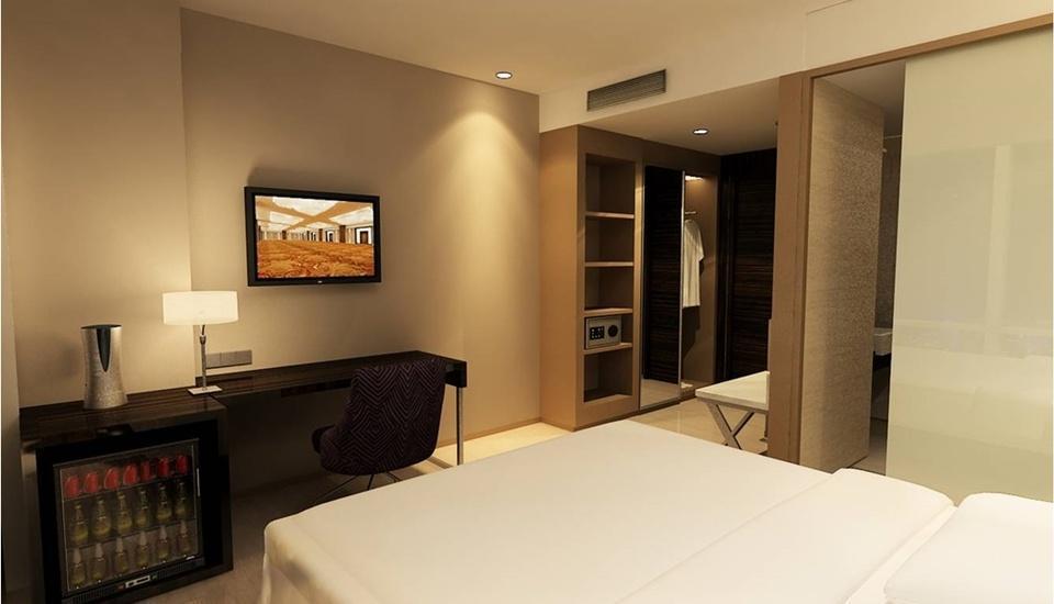 Hotel Santika Premiere Hayam Wuruk - Premiere Room King Offer Regular Plan
