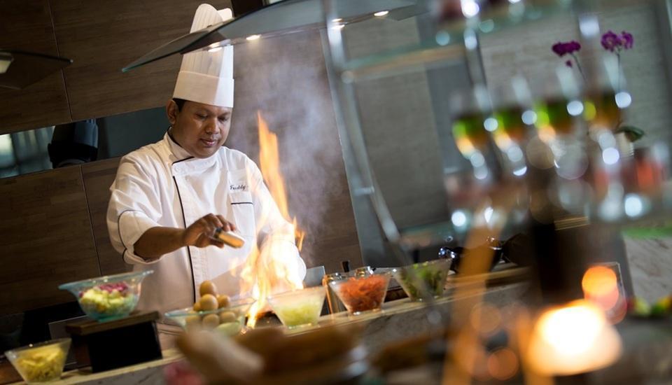 Hotel Santika Premiere Hayam Wuruk - Chef