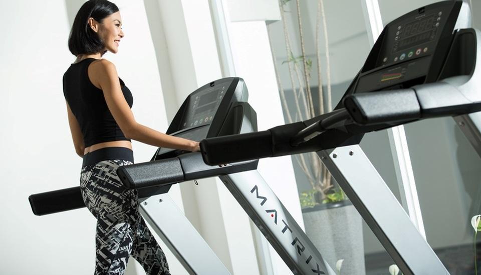 Hotel Santika Premiere Hayam Wuruk - Fitness Centre