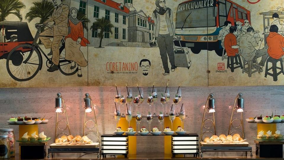 Hotel Santika Premiere Hayam Wuruk - Coffee Break
