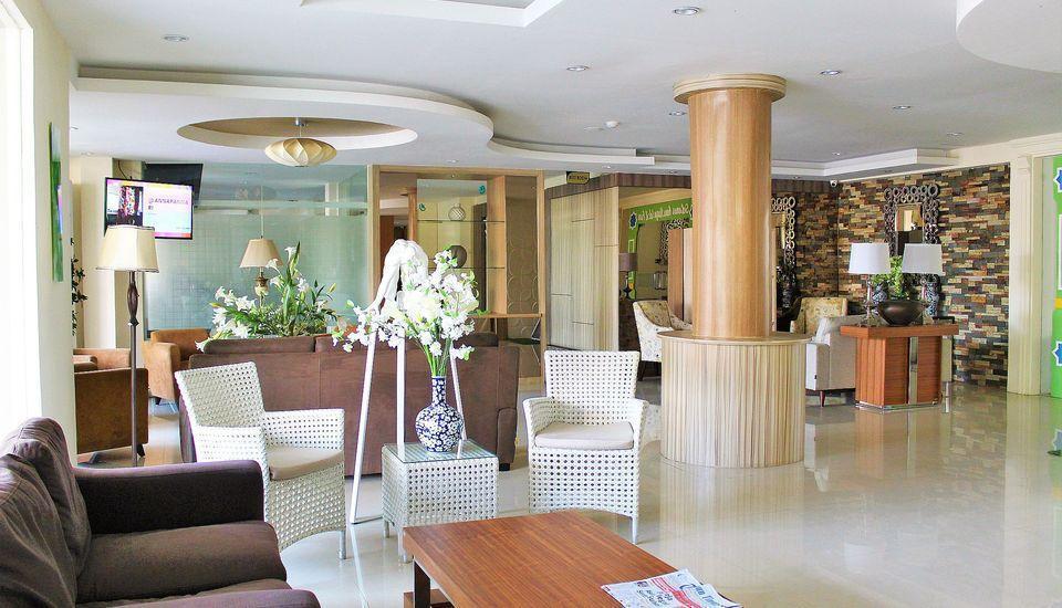ZenRooms G Bawakaraeng 121 Makassar - Lobi