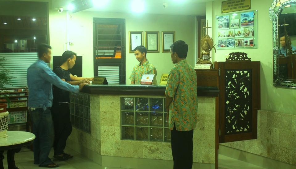 Hotel Mataram 2 Yogyakarta - Reception