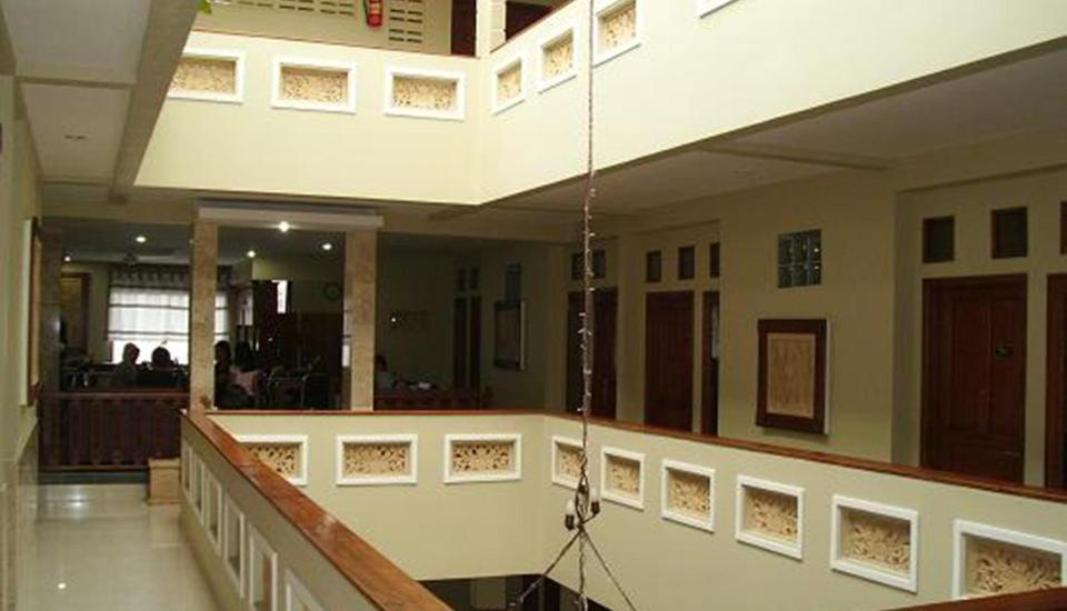 Hotel Mataram 2 Yogyakarta - Lobby Hotel