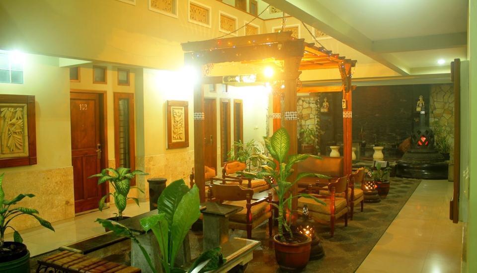 Hotel Mataram 2 Yogyakarta - Gasebo
