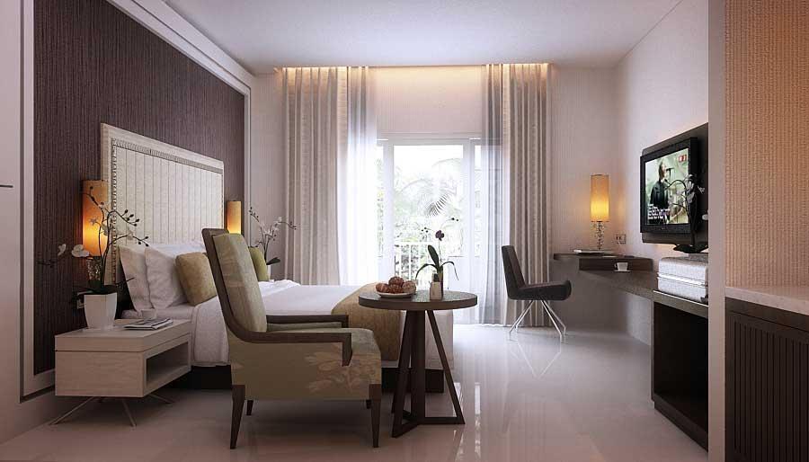 Gallery Prawirotaman Hotel Jogja - Deluxe (27/June/2014)