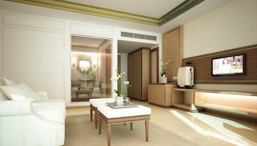 Gallery Prawirotaman Hotel Jogja - Suite (27/June/2014)