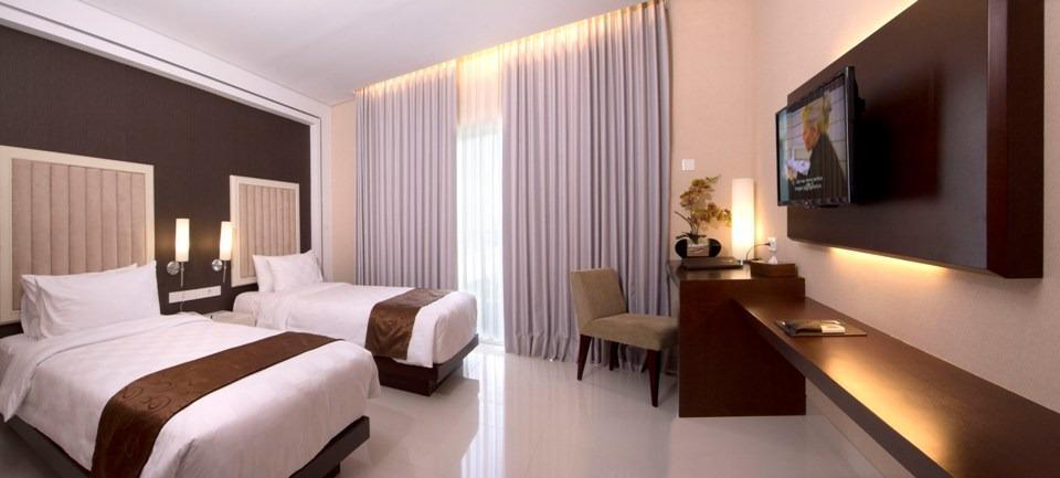 Gallery Prawirotaman Hotel Jogja - Deluxe Room Regular Plan