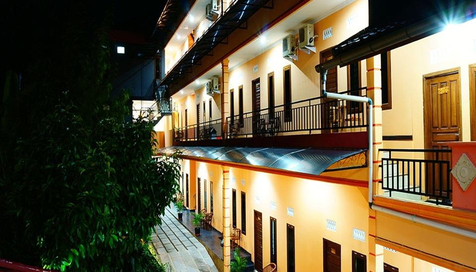 Belitong Inn Belitung - Tampilan Luar Hotel
