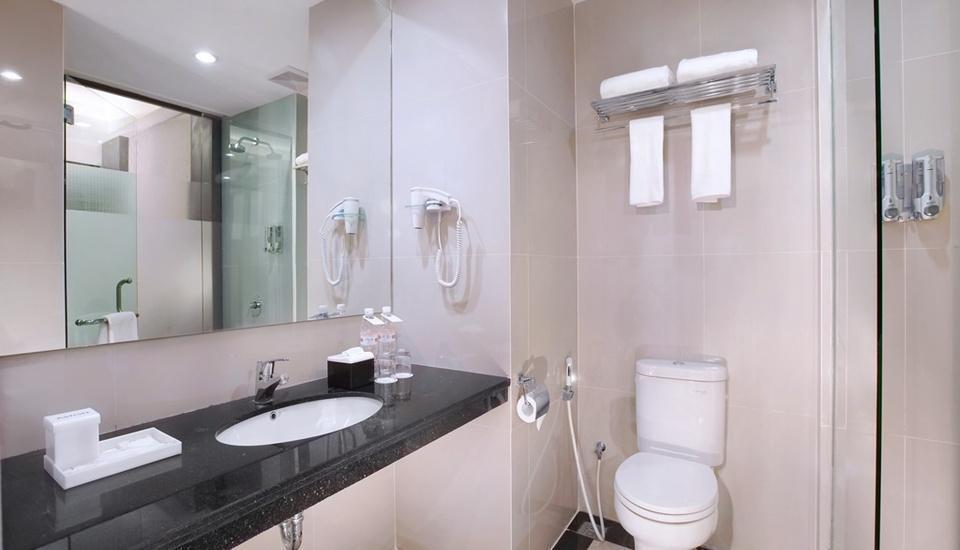Aston Lampung City Hotel Bandar Lampung - Kamar mandi