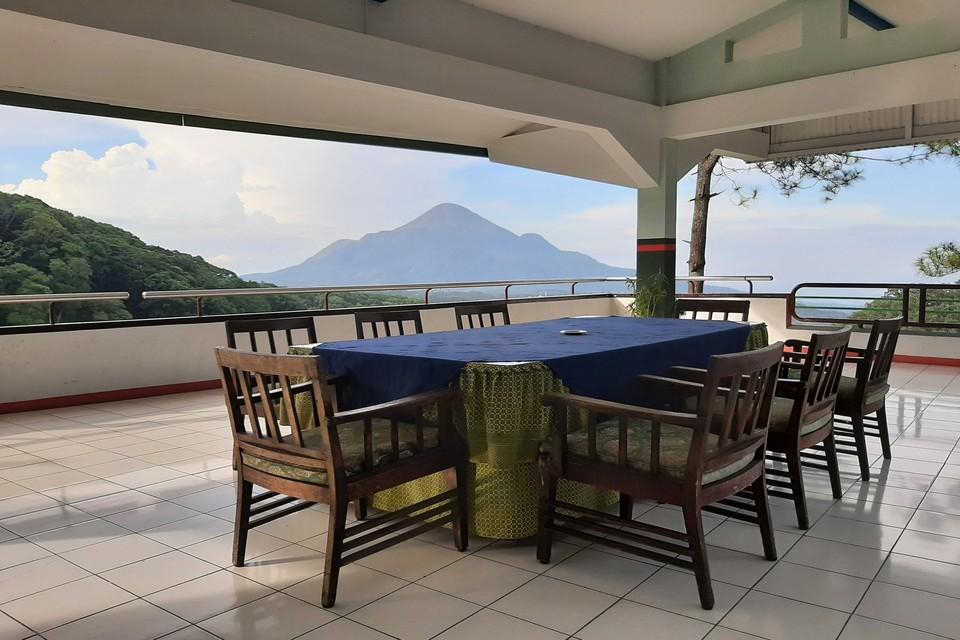 Tempat makan di OYO 90132 Lie Mas Hotel
