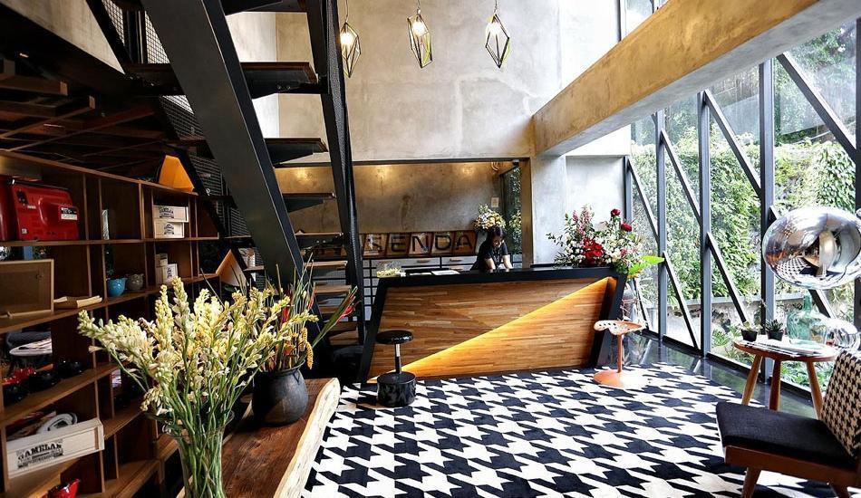 Kosenda Hotel Jakarta - Resepsionis