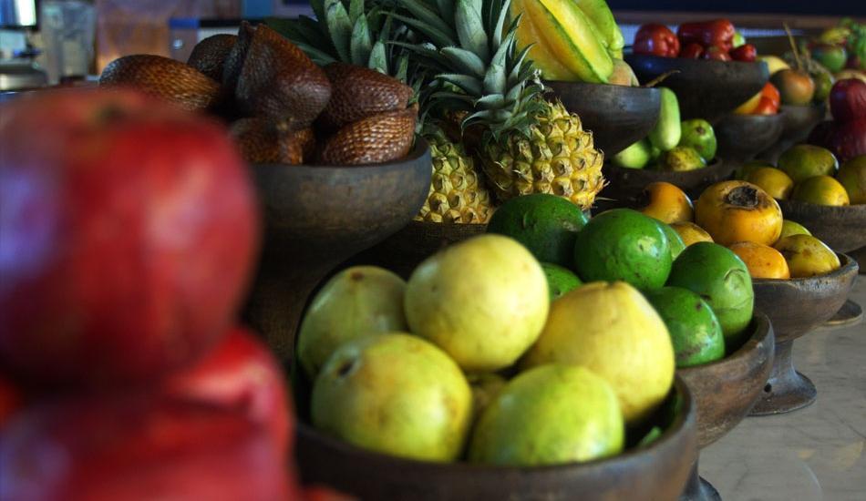 Kosenda Hotel Jakarta - Buah-buahan