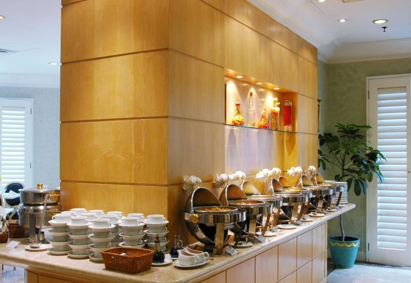 Batavia Apartment, Hotel & Serviced Residence Jakarta - Buffet