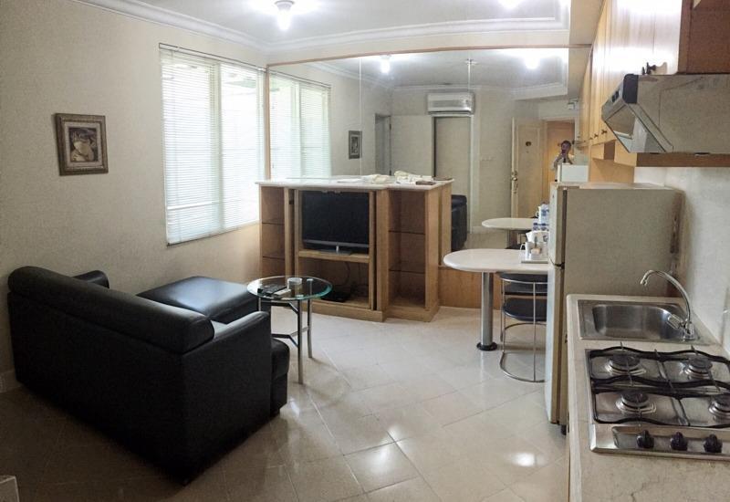 Batavia Serviced Residence Jakarta - Dapur
