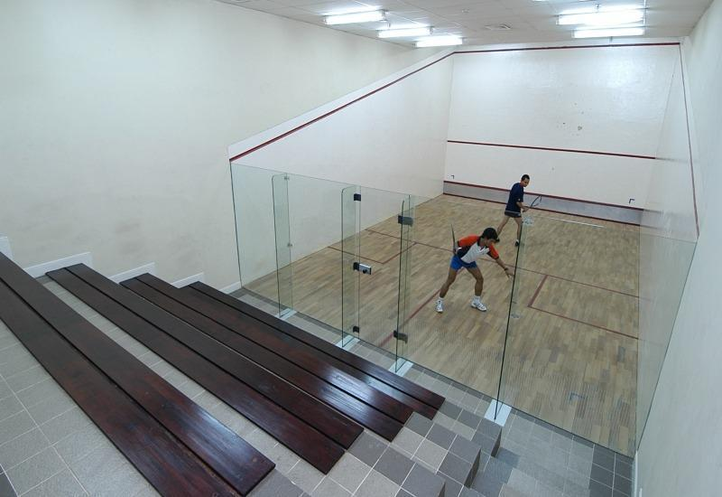 Batavia Apartment, Hotel & Serviced Residence Jakarta - Squash Court