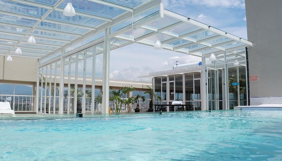 Grand Tebu Hotel by Willson Hotels Bandung - Pool