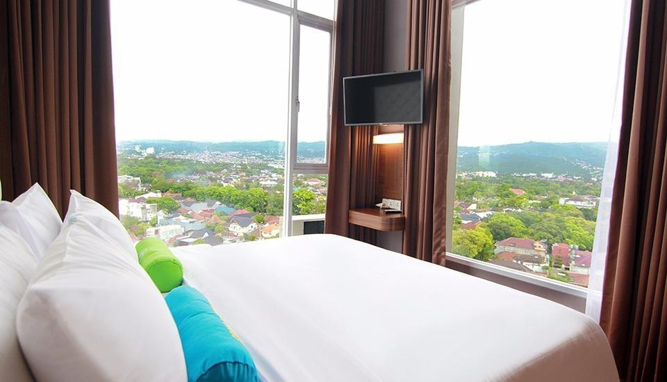 Grand Tebu Hotel by Willson Hotels Bandung - Studio Room