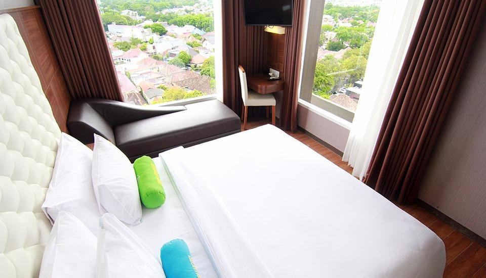 Grand Tebu Hotel by Willson Hotels Bandung - Studio Room Regular Plan