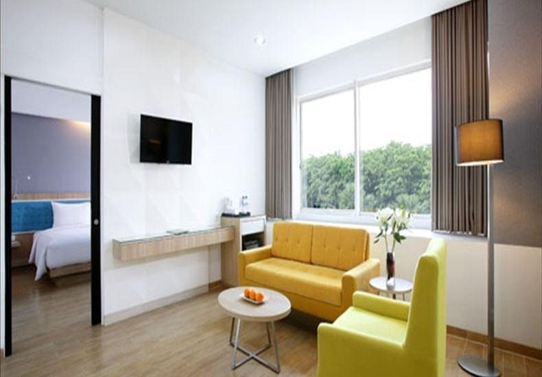 Santika Kelapa Gading - Executive Suite Room