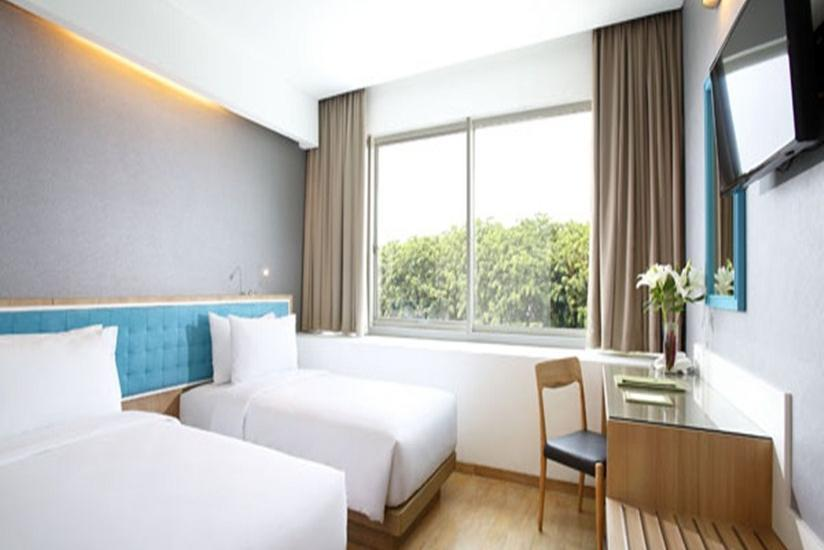 Santika Kelapa Gading - Superior Room Twin Regular Plan