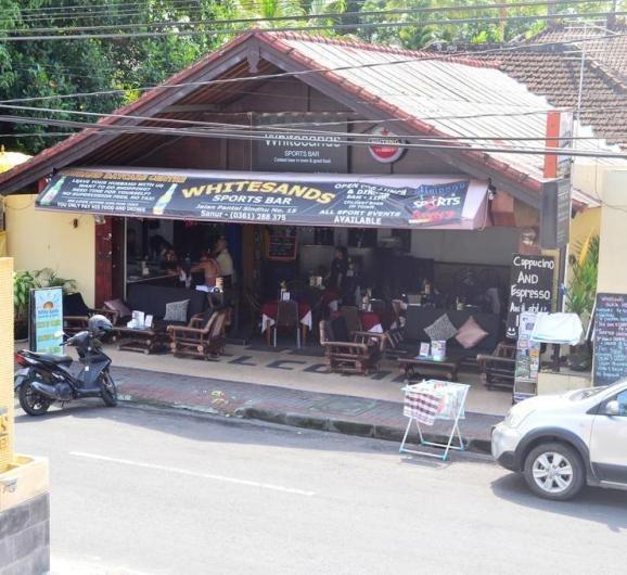 NIDA Rooms Sanur Pantai Sindhu Bali - lingkungan