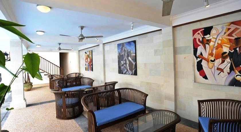 NIDA Rooms Sanur Pantai Sindhu Bali - kafe