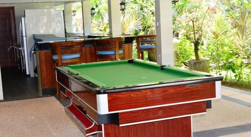 NIDA Rooms Sanur Pantai Sindhu Bali - bilyard