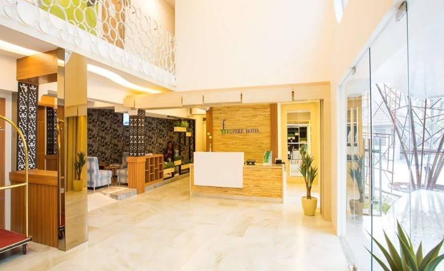 Hotel Fovere Bandara Semarang Semarang - Resepsionis