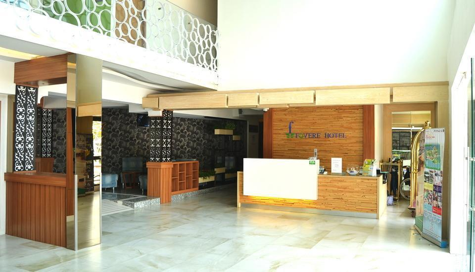 Hotel Fovere Bandara Semarang Semarang - Lobi