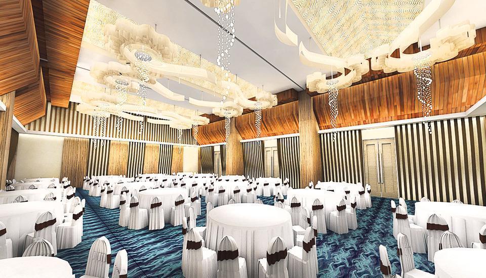 Hotel Santika Banyuwangi - Ballroom