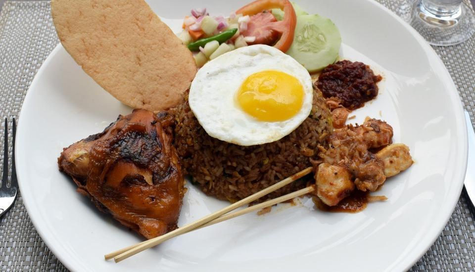 Grand Ambarrukmo Yogyakarta - Nasi Goreng