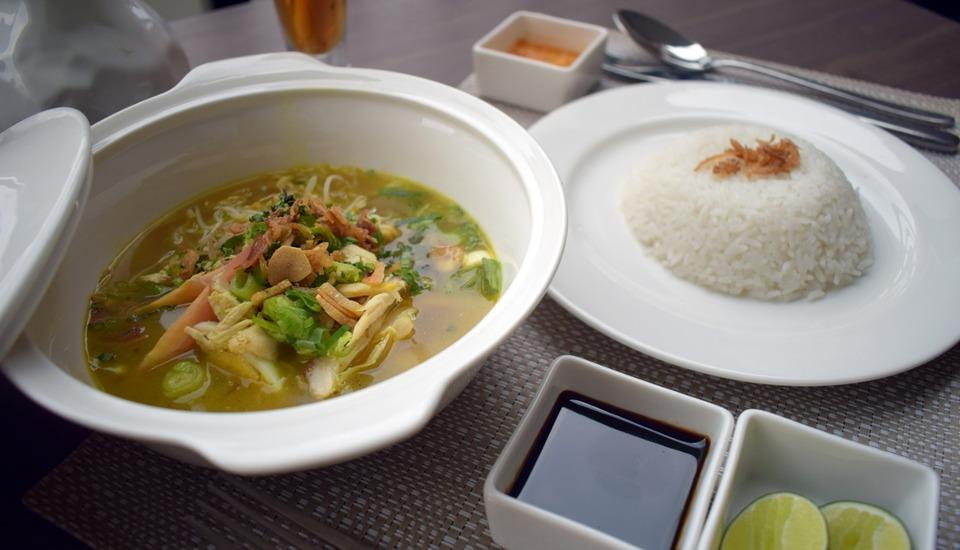 Grand Ambarrukmo Yogyakarta - Soto Ayam