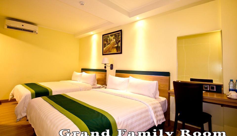 Green Batara Hotel Bandung - Grand Family Room
