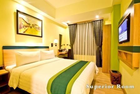 Green Batara Hotel Bandung - Superior Double