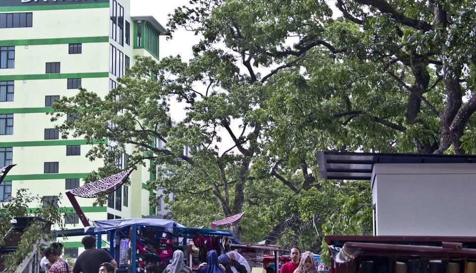 Green Batara Hotel Bandung - Skywalk Cihampelas