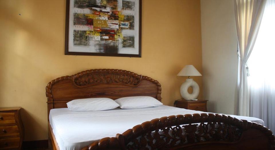 De Puspa Residence Bali - Kamar