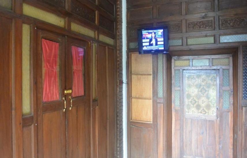Berkah Homestay Borobudur Magelang - Eksterior