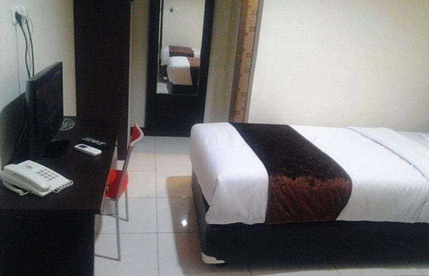 Hotel Permata Makassar Makassar - Kamar