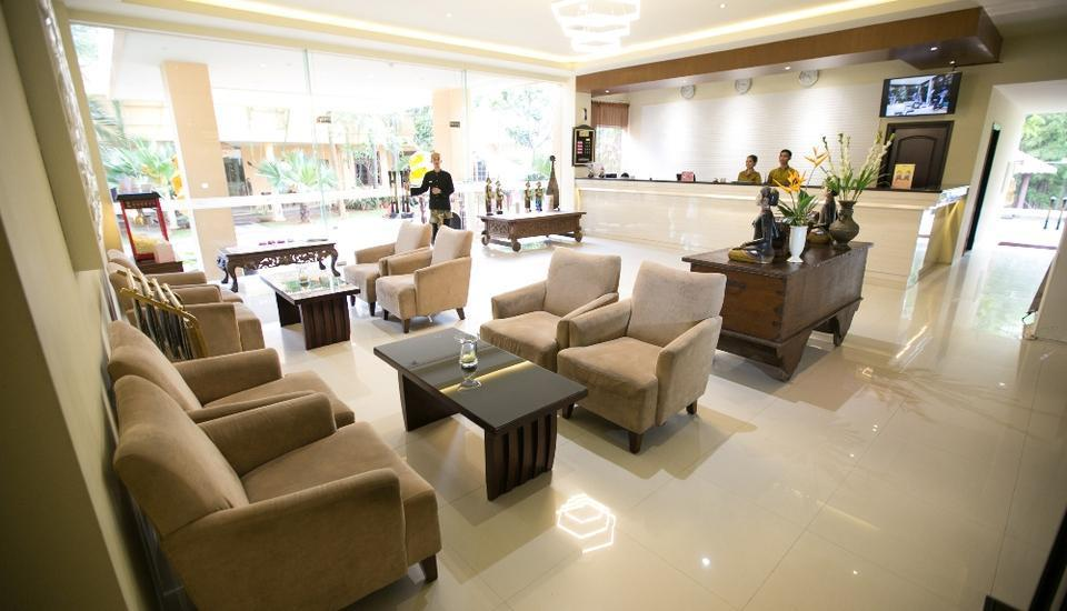 Hotel Narita  Tangerang - LOBBY
