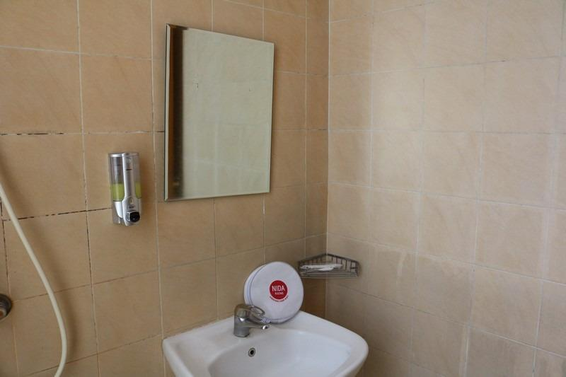 NIDA Rooms Sukajadi Bandung - Kamar mandi