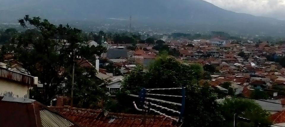 Wisma Firman Bogor - Pemandangan