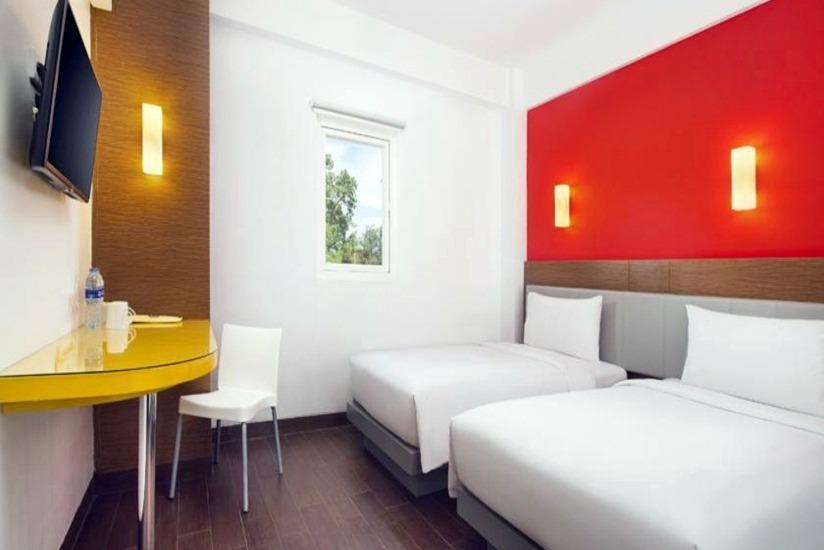 Amaris Hotel Lebak Bene Bali - Smart Room Twin Last Minutes Deal