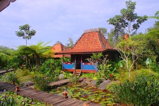 Jadul Village Resort & Spa Bandung - Teratai Room