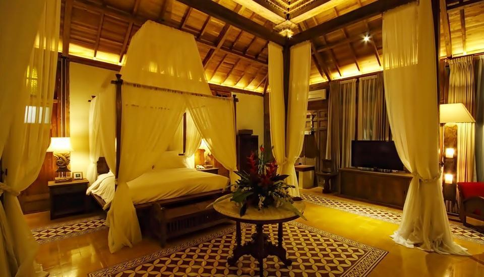 Jadul Village Resort & Spa Bandung - Joglo Deluxe Room Breakfast Regular Plan