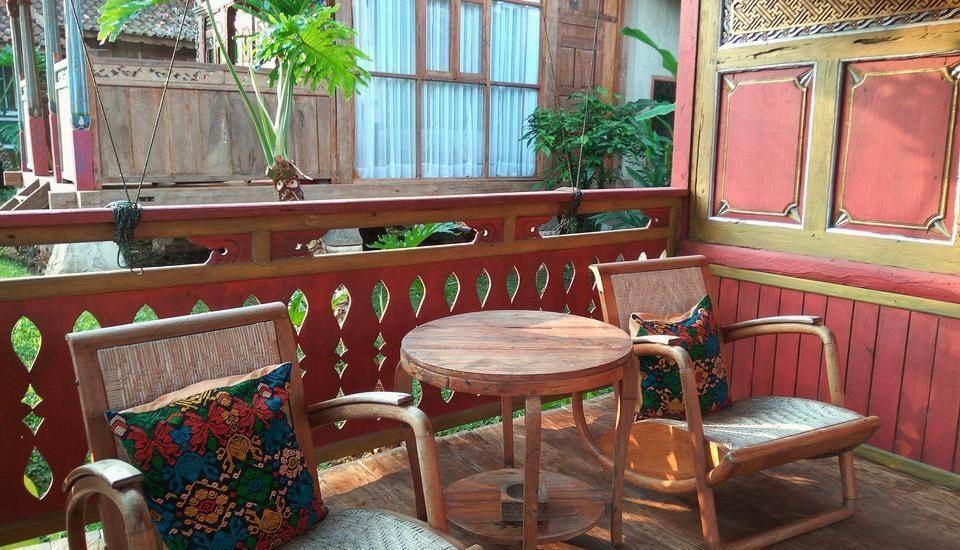 Jadul Village Resort & Spa Bandung -